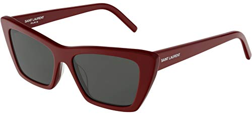 Sonnenbrillen Saint Laurent SL 276 MICA RED/GREY Damenbrillen