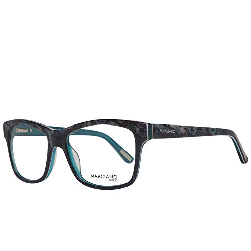 Guess GM0279 53092 Guess by Marciano Brille GM0279 092 53 Rechteckig Brillengestelle 53, Blau