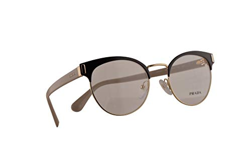 Prada VPR 63T Brille 52-19-140 Braun Blass Gold Mit Demonstrationsgläsern DHO1O1 PR 63TV PR63TV VPR63T
