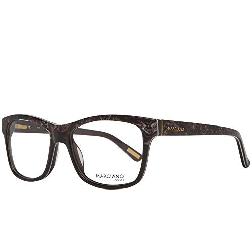 Guess GM0279 53050 Guess by Marciano Brille GM0279 050 53 Rechteckig Brillengestelle 53, Braun