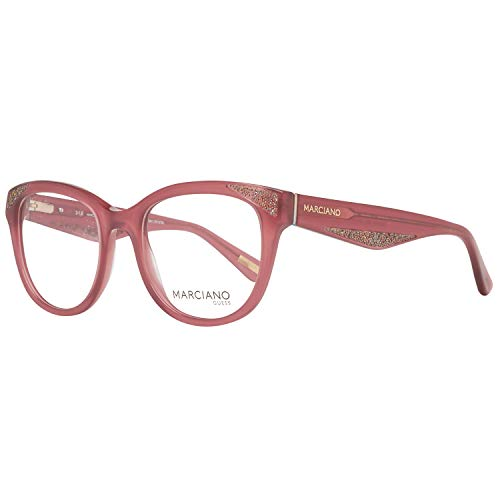 Guess GM0319 50075 Guess by Marciano Brille GM0319 075 50 Cateye Brillengestelle 50, Rosa