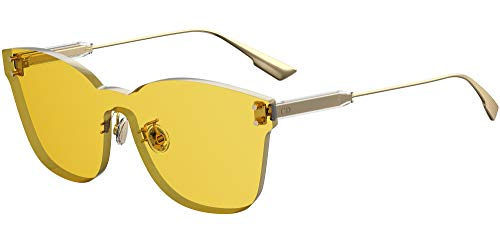 Dior Sonnenbrillen Color Quake 2 Gold/Yellow Damenbrillen