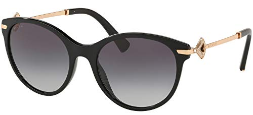 Sonnenbrillen Bvlgari Diva's Dream BV 8210B Black/Grey Shaded Damenbrillen