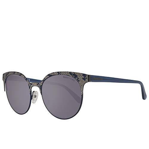Guess GM0773 5291C Guess By Marciano Sonnenbrille Gm0773 91C 52 Schmetterling Sonnenbrille 52, Blau