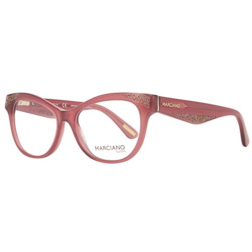 Guess GM0320 53075 Guess By Marciano Brille Gm0320 075 53 Cateye Brillengestelle 53, Rosa