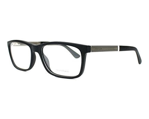 Tommy Hilfiger Frame Occh. Frame MATT BLACK WITH DEMO LENS LENS