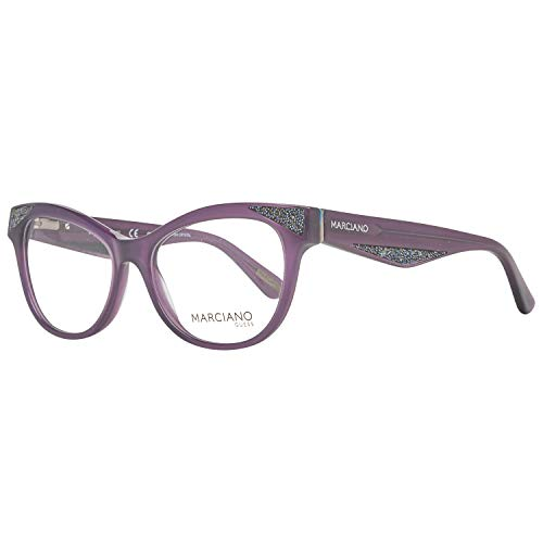 Guess GM0320 53078 Guess by Marciano Brille GM0320 078 53 Cateye Brillengestelle 53, Violett