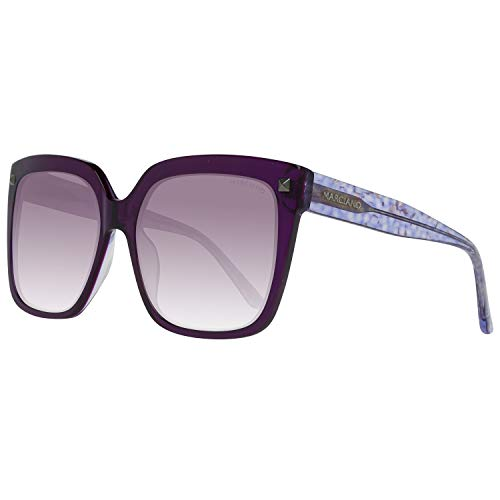 Guess GM0740 5883C Guess by Marciano Sonnenbrille GM0740 5883C Schmetterling Sonnenbrille 58, Violett