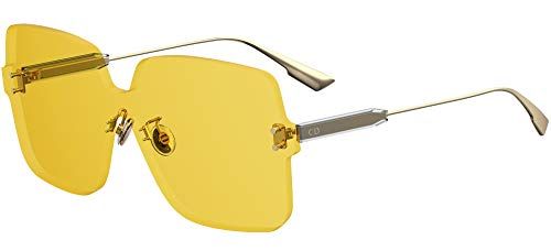 Dior Sonnenbrillen Color Quake 1 Gold/Yellow Damenbrillen